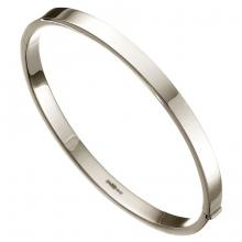gbB260 (Serling Silver Hinged Bangle)